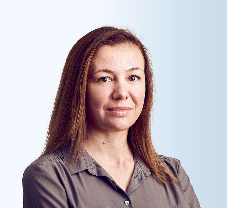 Julia Lykhvar