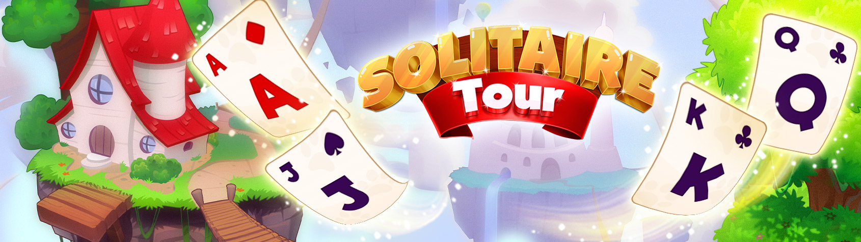 Solitaire Tour: Classic Tripeaks Card Games