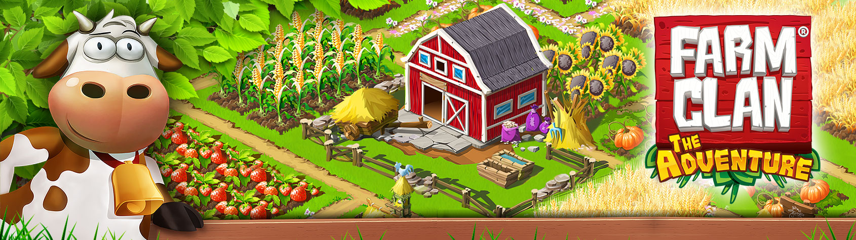 Farm Clan: Farm Life Adventure