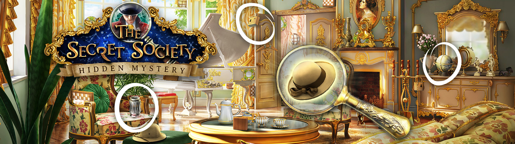 The Secret Society® - Hidden Objects Mystery