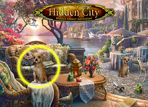 Hidden City®: Hidden Object Adventure