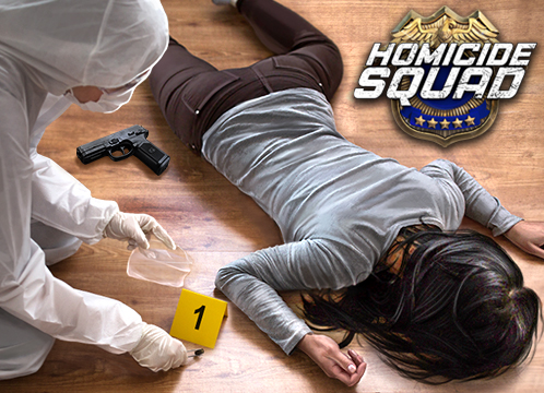 Homicide Squad: New York Cases
