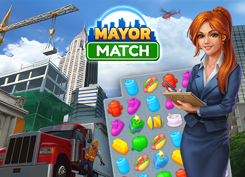 Mayor Match: Big City Building