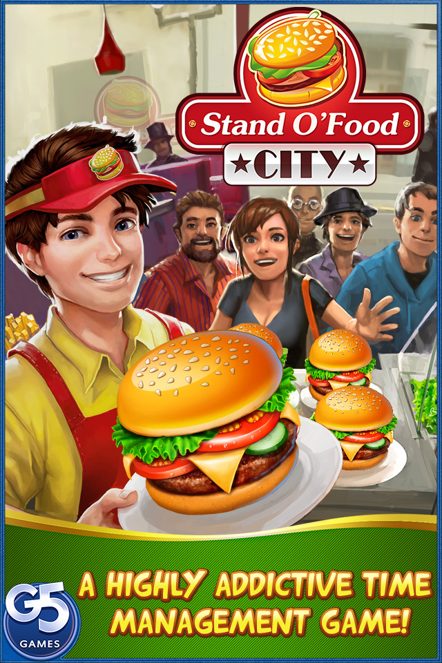 Stand O'Food City: Virtual Frenzy