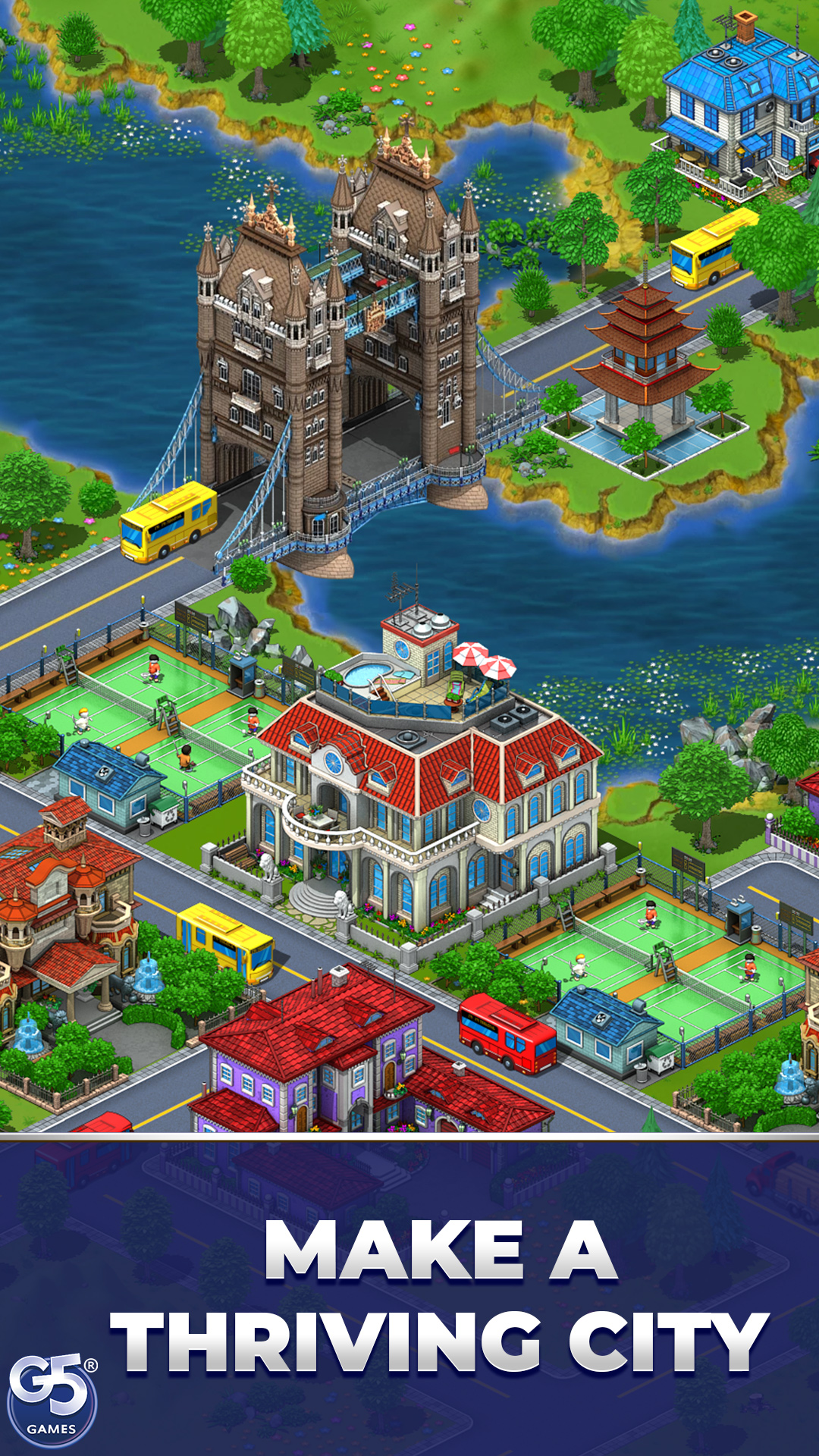 Virtual City Playground: Building Tycoon