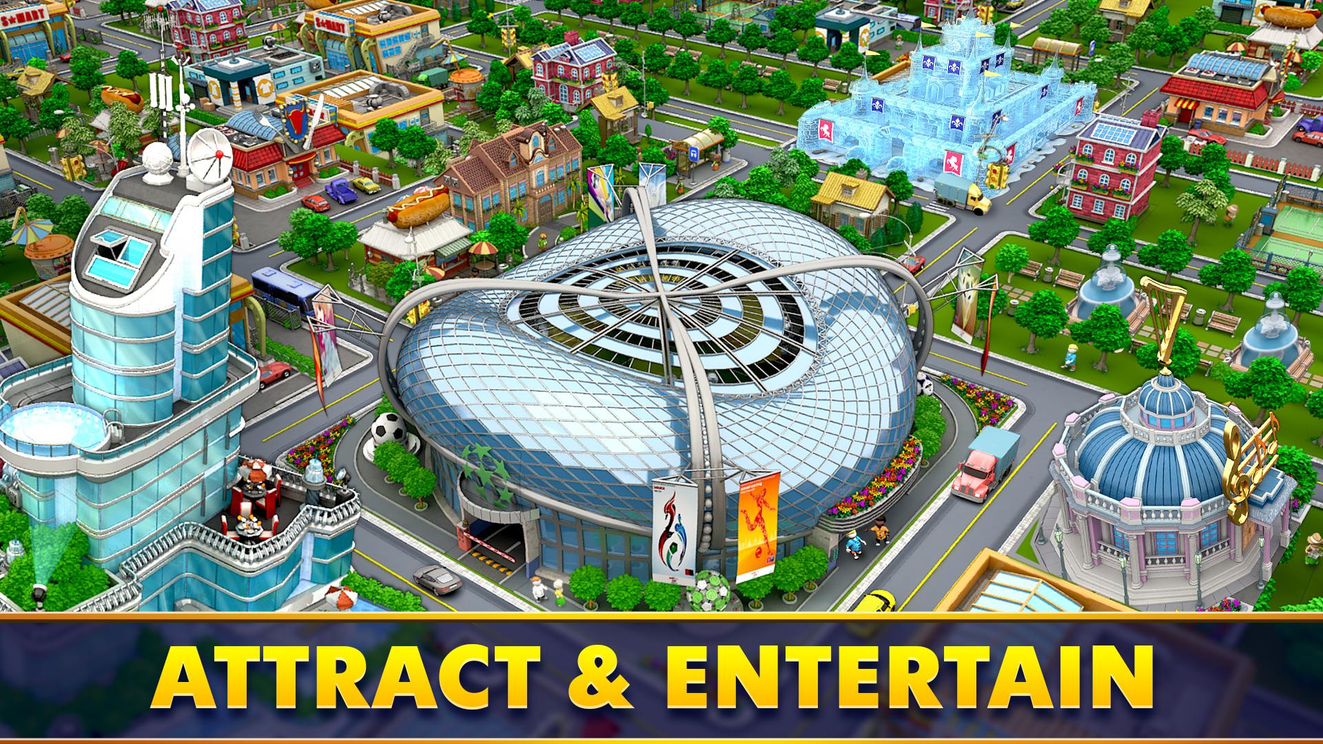 Mayor Match: Big City Building