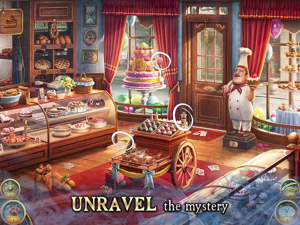 The Secret Society - Hidden Objects Mystery Game