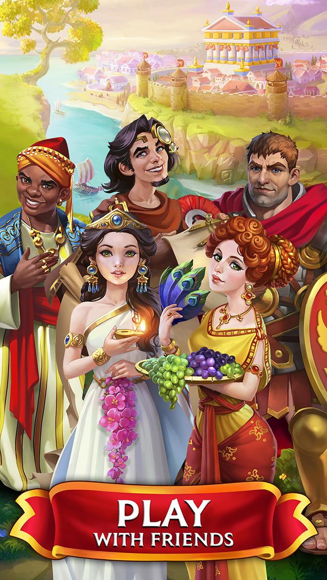 Jewels of Rome: Diamond Empire