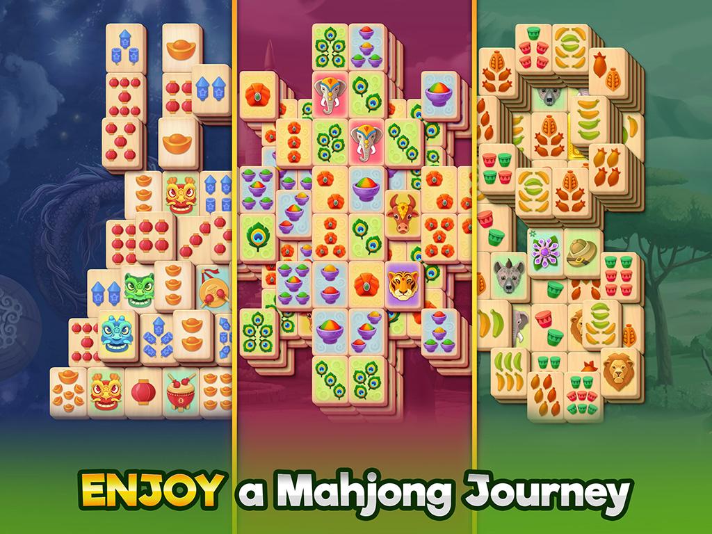 Mahjong Journey
