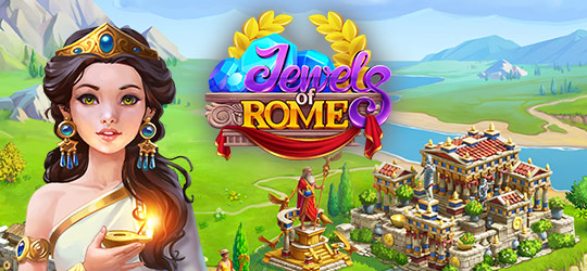 Jewels of Rome: Gems Empires