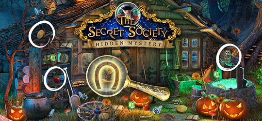 The Secret Society® - Hidden Objects Mystery