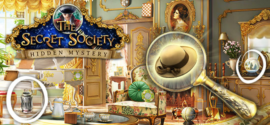 The Secret Society: Mystery