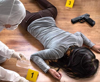 Homicide Squad®: Crimini celati