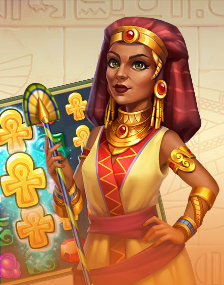Jewels of Egypt®: match-3