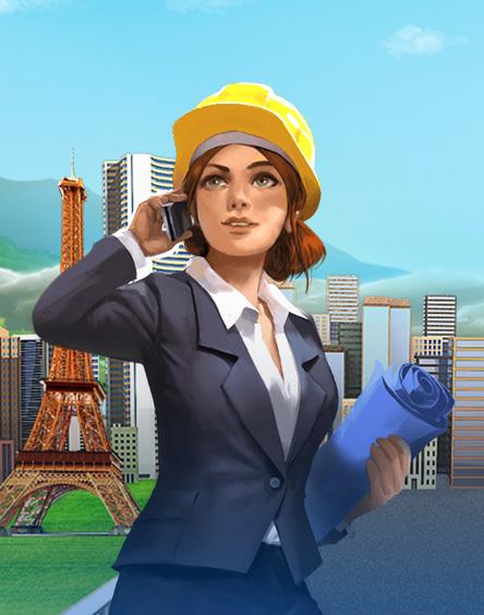 Virtual City Playground®: Baulöwe