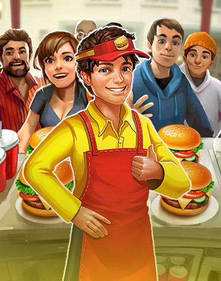 Stand O'Food® City: Virtueller Wahnsinn